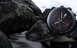Обзор умных часов для спортивных занятий Huami Amazfit Smartwatch 2 – плюсы и минусы