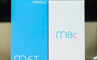 Обзор смартфона Meizu M6T (16GB и 32GB) — плюсы и минусы