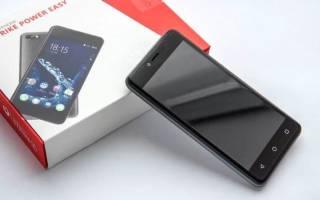 Смартфон BQ BQ-5058 Strike Power Easy — плюсы и минусы