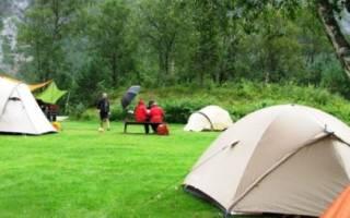 Лучшие палатки для туризма в 2020 году