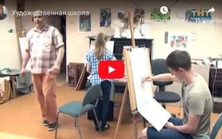 Обзор лучших художественных школ Ростова-на-Дону для взрослых и детей