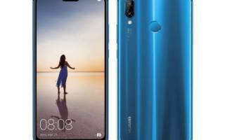 Смартфон Huawei p 20 lite