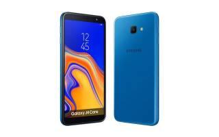 Обзор смартфона Samsung Galaxy J4 Core — плюсы и минусы