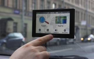 Обзор автомобильных GPS навигаторов на 2020 год.